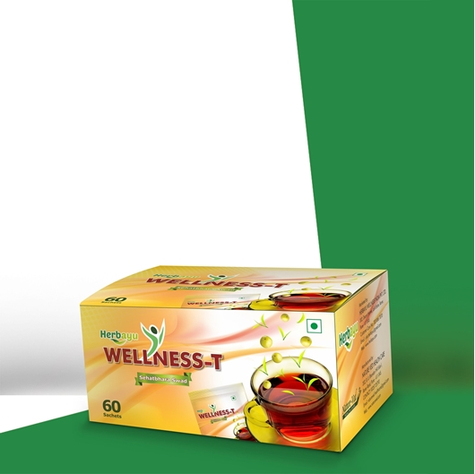 Picture of Wellness - T